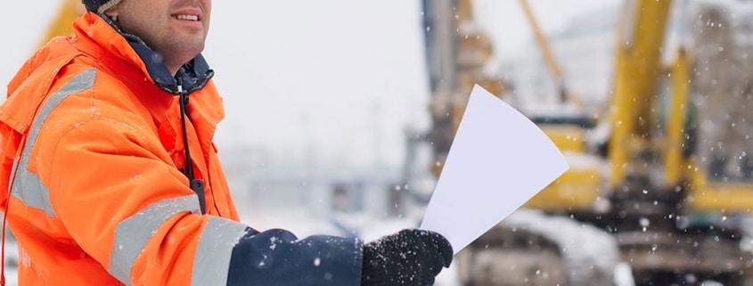 Ropa De Trabajo Para Frío Protege A Tus Trabajadores Medalla Gacela