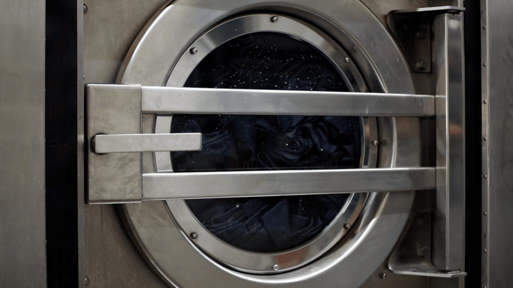 mezclilla lavado y suavizado