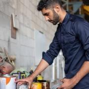 Ropa de trabajo para la industria manufacturera