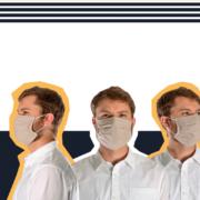 Cubrebocas lavables: alternativa económica para proteger a los trabajadores