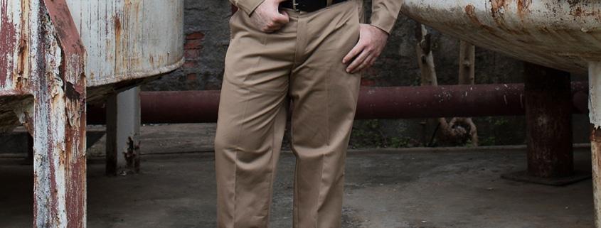Beneficios de los pantalones de gabardina para trabajo